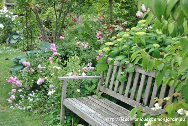 Comment entretenir son banc de jardin ?