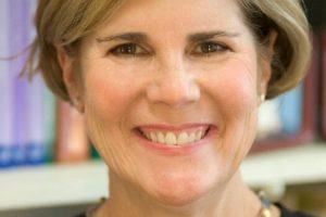 Rachel Johnson, professeur de nutrition à l'Université du Vermont à Burlington