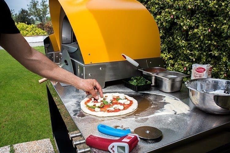 garniture Pizza Napolitaine